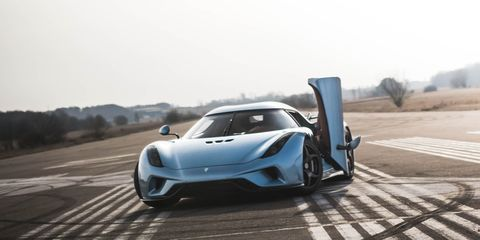 Koenigsegg will debut the production version of the Regera at this year's show, as well as the final version of the Agera. Both will have more than 1000 horsepower, because would you expect anything less from our favorite Swedish supercar maker?