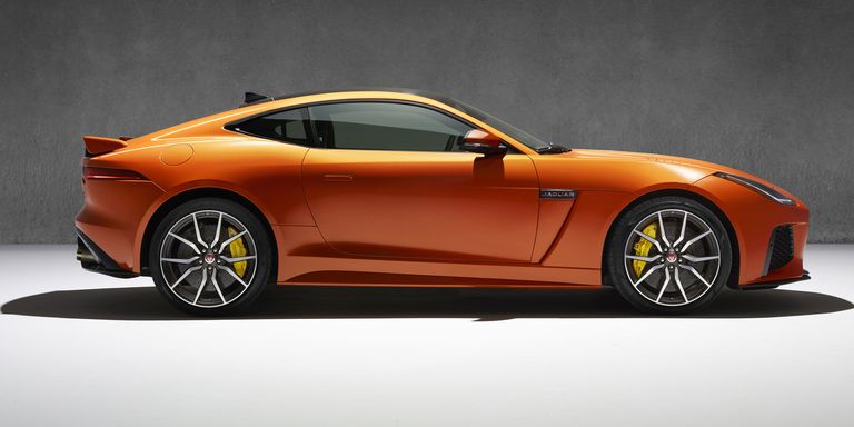 Jaguar F-Type SVR: This Is Officially the Fastest Production Jaguar