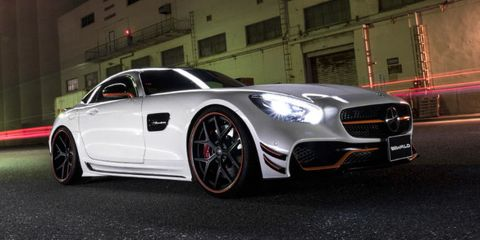 Mercedes-AMG GT Black Bison Edition Is Neither Black Nor Bison