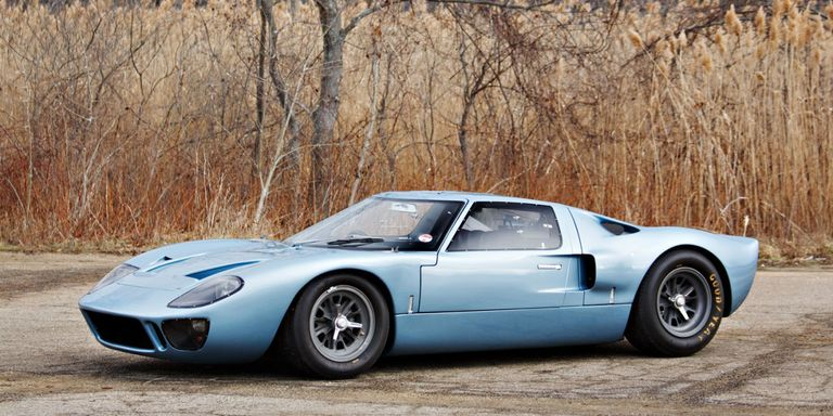 Car Auction Apps >> This Stunning Ford GT40 Road Car Will Be Auctioned Next Month