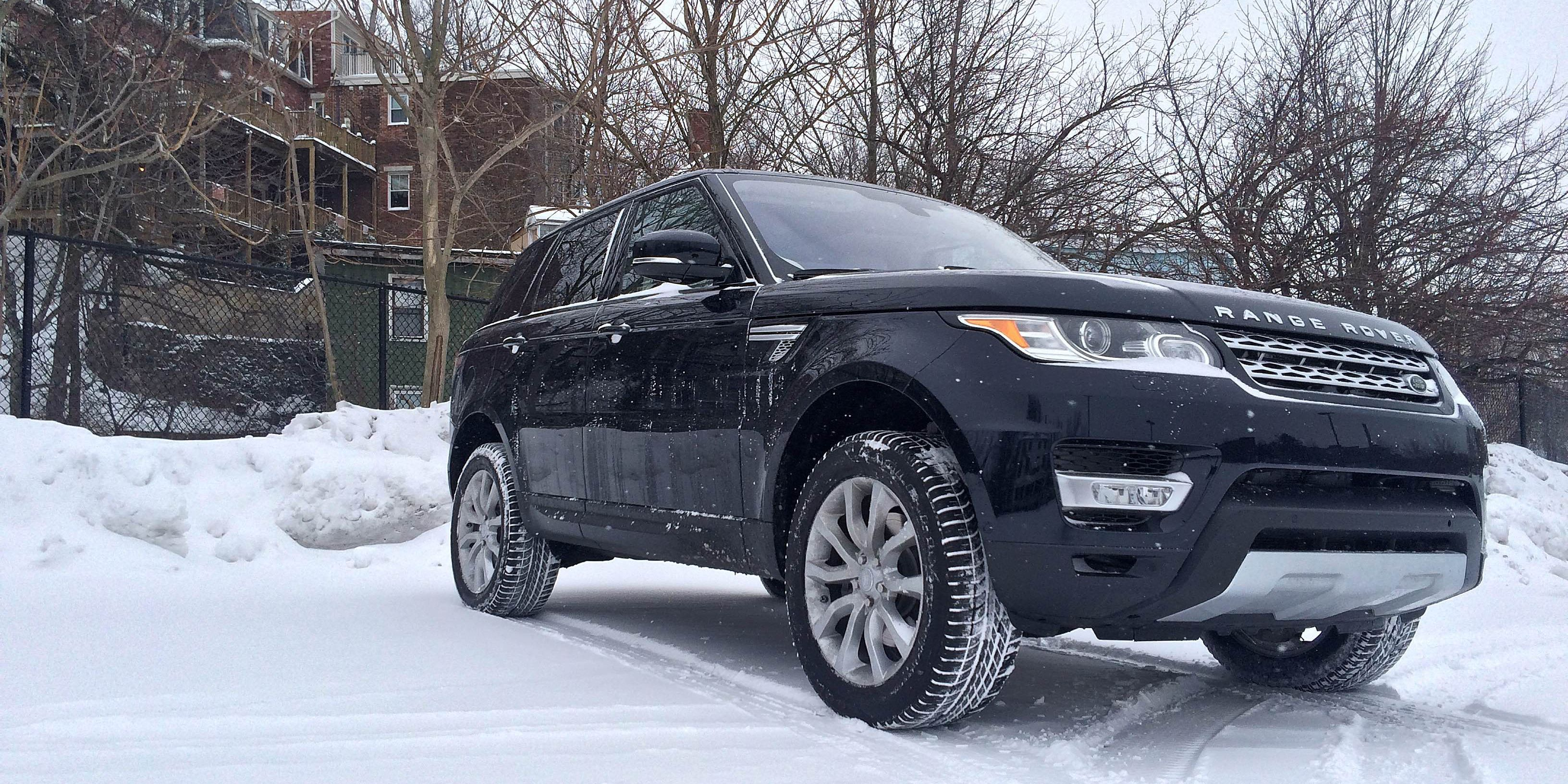 Range Rover Truck >> The Diesel Range Rover Sport Is Basically All The Truck You