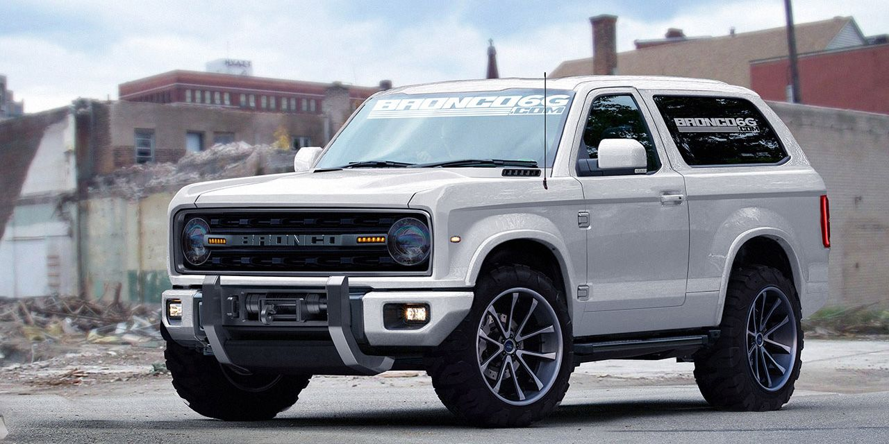 New Ford Bronco Ranger Details On The 2019 Ford Ranger 2020