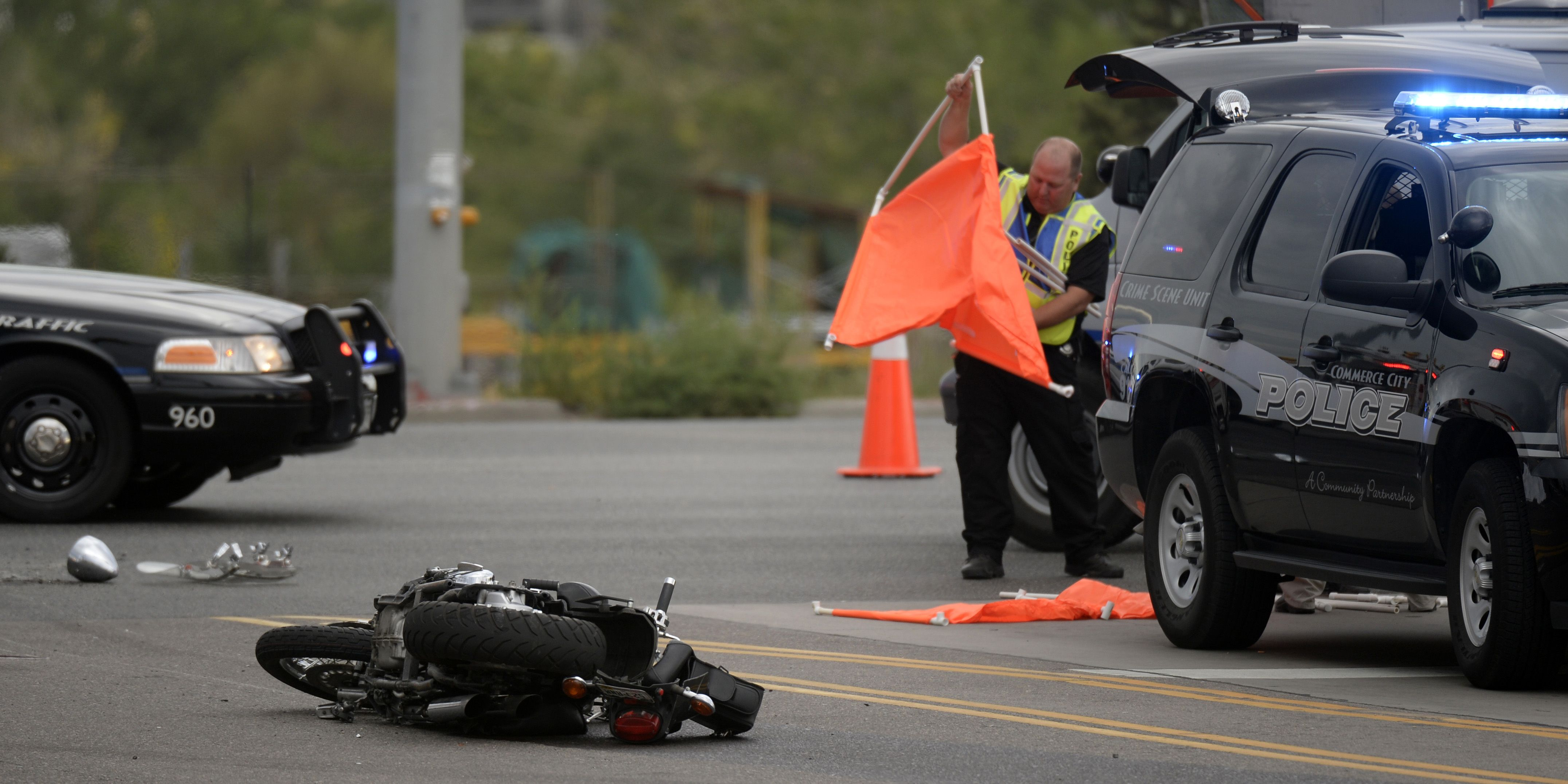 Why You Don't 'See' Motorcycles on the Road