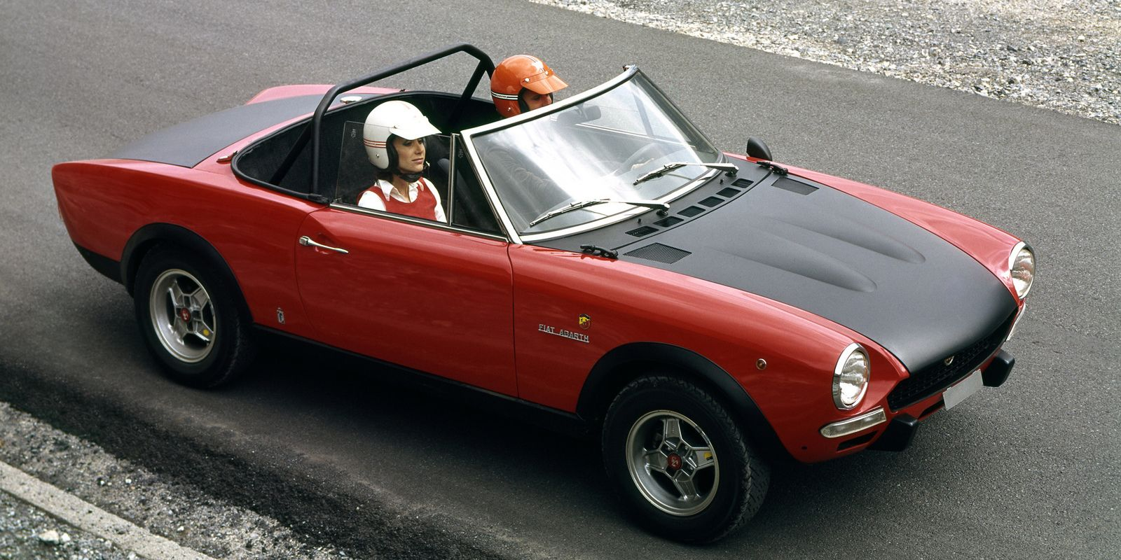 Report Fiat Will Soon Debut The Hot Rod Abarth 124 Spider