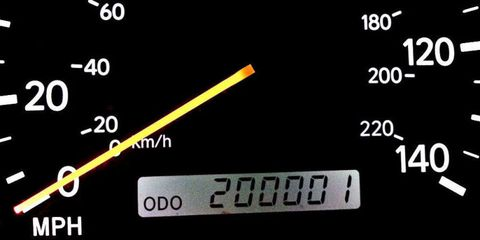 These Are the Cars That Most Frequently Make it Past 200,000 Miles in America