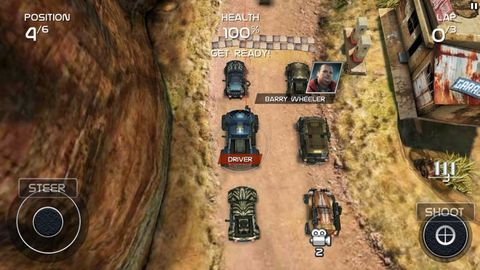 "<p>Sure, the single touchscreen joystick is initially a bit awkward, and the game is admittedly light on levels. But <a href=""http://remedygames.com/games/death-rally-2/"" target=""_blank""><em>Death Rally</em></a>'s few shortcomings are quickly forgotten in the glee of gritty car-on-car combat (think <em>Contra</em> meets <em>Mario Kart</em>), and the sheer fun of upgrading your car with new abilities and weapons. There's a certain moment you'll learn to cherish in <em>Death Rally</em>; it's when a better, faster driver is beating you . . . then at the final turn of the final lap, boom, you drop him with a barrage of raw firepower or a well-placed missile. Let that be a lesson, phone.</p><p>Racing Category: Top-down Combat</p><p>Price: Free</p><p>Platform: Android and iOS</p>"