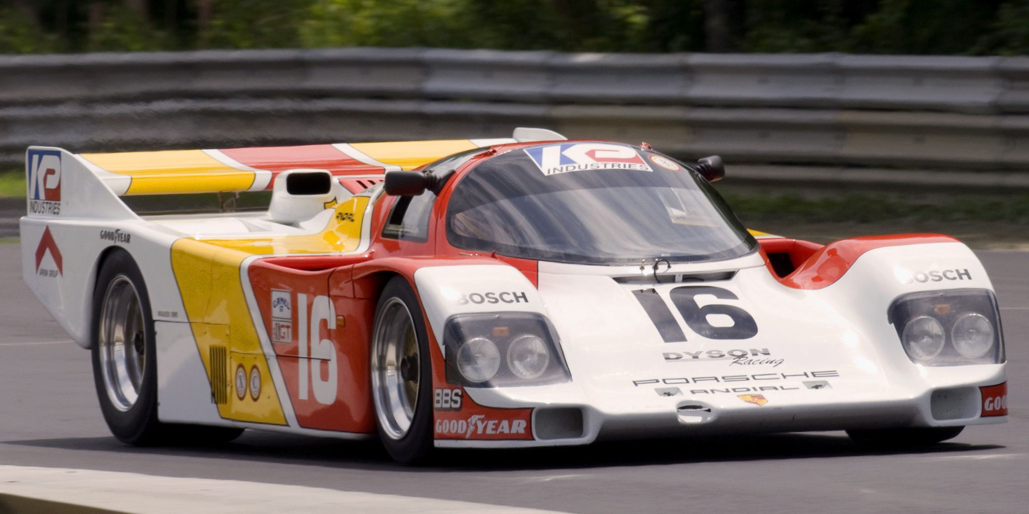 Legendary Race Cars You Need to Know