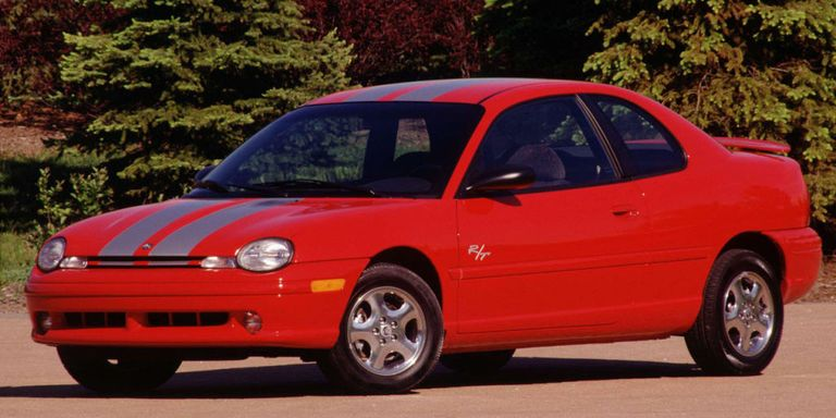 The Dodge Neon R  T Is A 1990s Performance Car You May Have