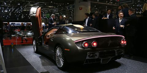 The Spyker C8 Preliator Is The 525 Hp Dutch Supercar You Ve Been