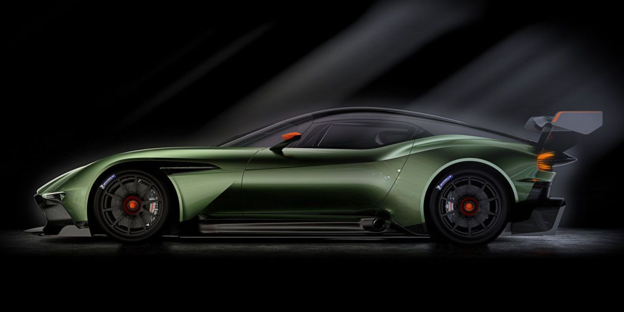 Aston Martin's Vulcan Is a Farewell to its Naturally Aspirated V12