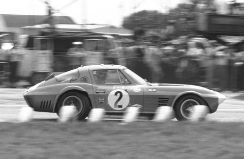 The Original Grand Sport Is the Great Corvette Racer That Never Was