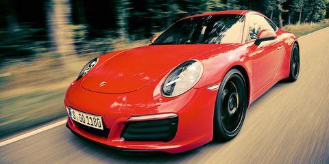 The Turbo Porsche 911 Carrera Starts a New Tradition