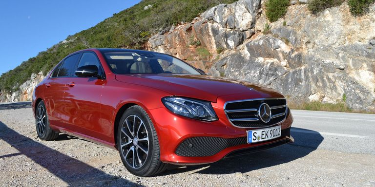 2017 mercedes-benz e-class first drive