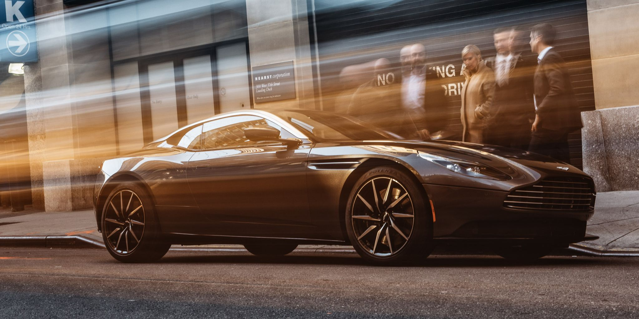 Take a Look at Every Gorgeous Angle of the New Aston Martin DB11
