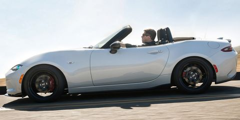 """<p>The NC-generation Mazda Miata was far from a bad car. It was actually incredibly fun. But the new <a href=""""http://quizcards.info/new-cars/car-technology/a25857/testing-the-2016-mazda-miata-less-is-more-quantified/"""">ND-generation Miata</a> somehow makes the NC look like a mistake. This could be the most fun new car on the market. The NC is still a great car, but the ND is a great Miata.</p>"""