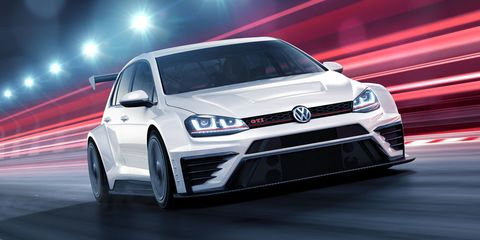 Volkswagen Gti Tcr Ready Built Race Car Is Awesome And Already Sold Out
