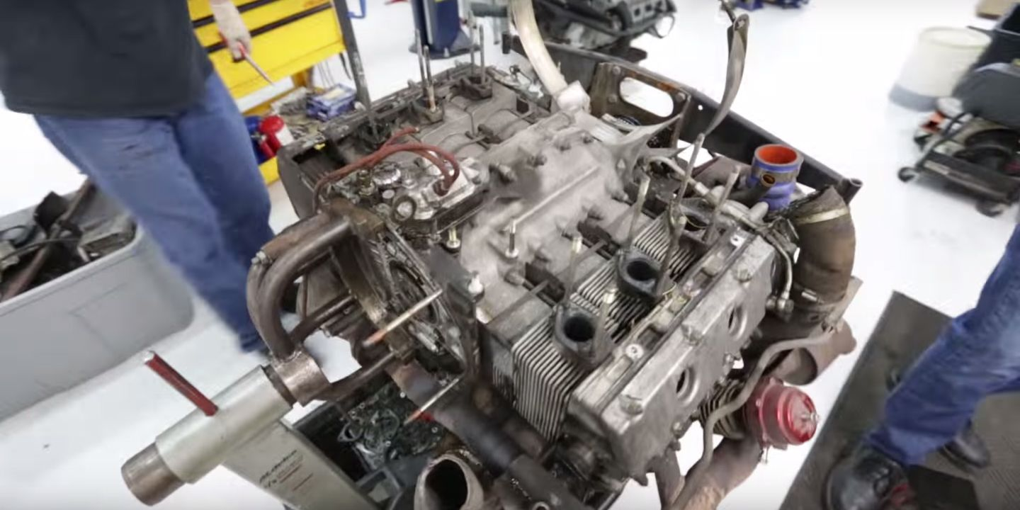 Watch an Extremely Detailed Teardown of an Air,Cooled