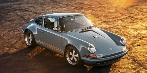 Singer-Modified Porsche 911