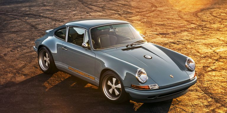 Feast Your Eyes on the Latest Singer-Modified Porsche 911s