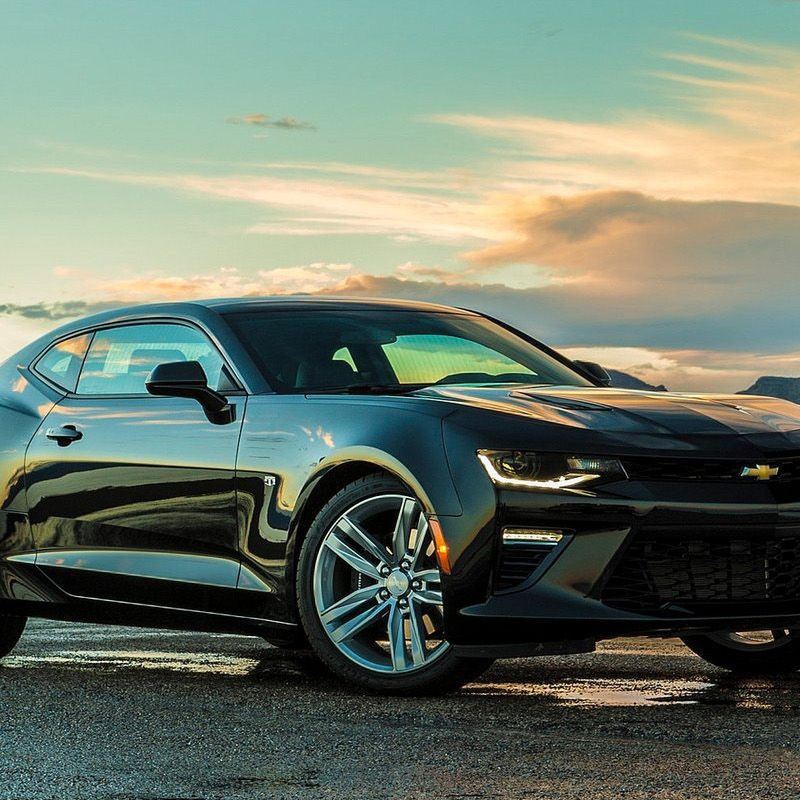 "<p>When the fifth-generation Camaro was released, everyone rejoiced. Chevy's pony car was back! And we were willing to ignore just how heavy and tank-like it was in order to drive one.<a href=""http://www.roadandtrack.com/new-cars/first-drives/a27066/2016-chevrolet-camaro-ss-first-drive/"">The Camaro's redesign</a> moves to a smaller, lighter platform, looks great, and is a hoot to drive. This is a winner.</p>"