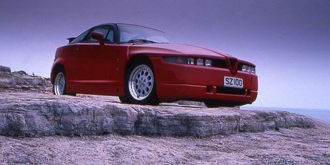 Alfa Romeo Sprint Zagato 1989-1991