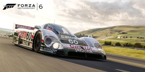 Jaguar XJR-9 Forza Motorsport 6