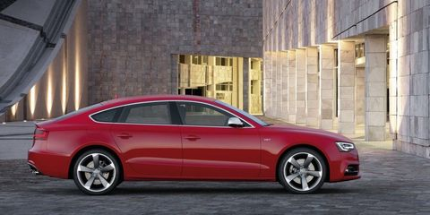 Report Audi Will Bring The FiveDoor A Sportback To The US - Audi a5 sportback us