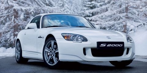 Its Been A While Since Honda Sold The S2000 But Agility And High