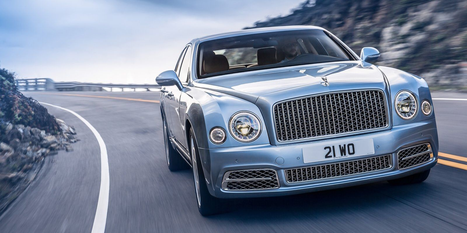 This Bentley may be named for the Mulsanne Corner on theCircuit de la Sarthe, but it's no race car. The Mulsanneis the most luxurious vehicle Bentley can build.The rear seats are inspired by first-class cabins in airplanes, and theoptionsavailable arelimited only by your imagination—and your budget.