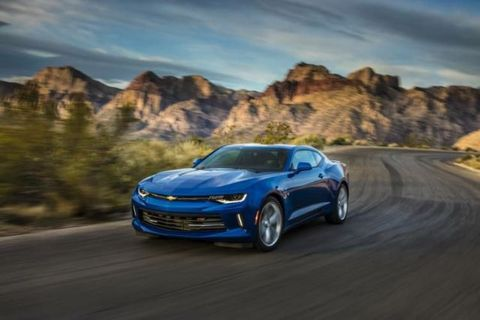 The Four Cylinder Camaro Is The 27 000 Cadillac Ats We Needed