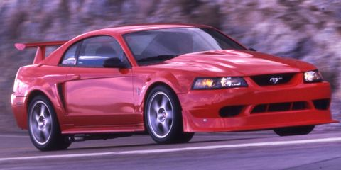 Ford Mustang Cobra R: First Drive