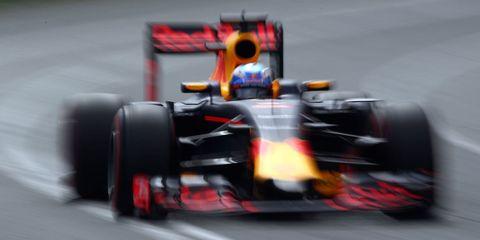 Red Bull F1 Australian Grand Prix