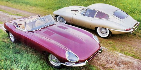 Driving the Jaguar 3.8 E-Type, the Shape that Launched a Thousand Dreams