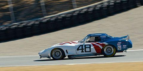 Greenwood Corvette IMSA