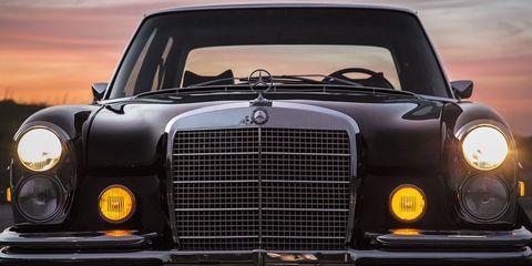 Benz 6.3 front