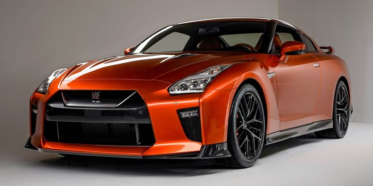 2017 Nissan GT-R: An Aging Godzilla Gets a New Nose and 565 hp