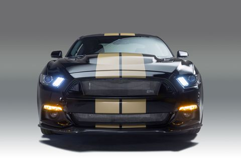 The Legendary Shelby Gt H Is Back