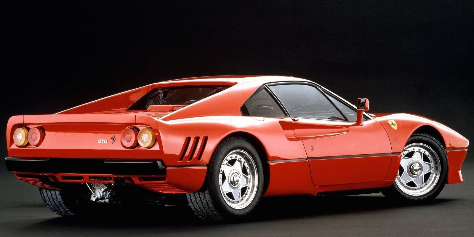 "<p>The <a href=""http://www.roadandtrack.com/car-culture/features/a7304/sam-smith-on-ferrari-288-gto/"" target=""_blank"">288 GTO</a> picks up where the 308 leaves off. Ferrari wanted to enter this car in Group B rally, but the series was cancelled before the 288 GTO reached a dirt stage. We still got a hell of a road car out of it, though.</p>"