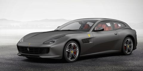 Ferrari GTC4lusso configurator