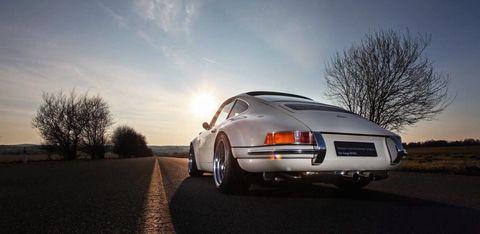 This Tartan-tastic Porsche 911 From German Tuner Kaege ...