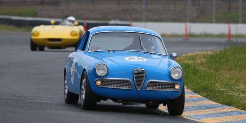 Alfa Giulia Sprint