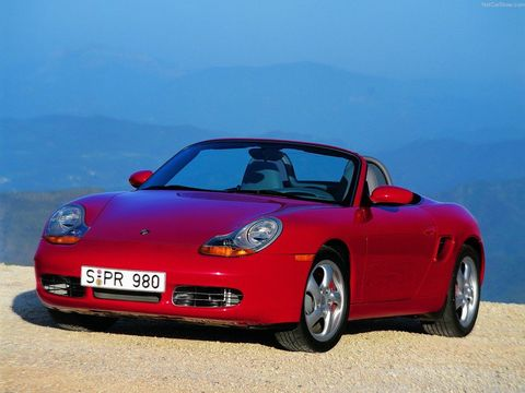 A Look Back at the Car that Saved Porsche: 20 Years of the