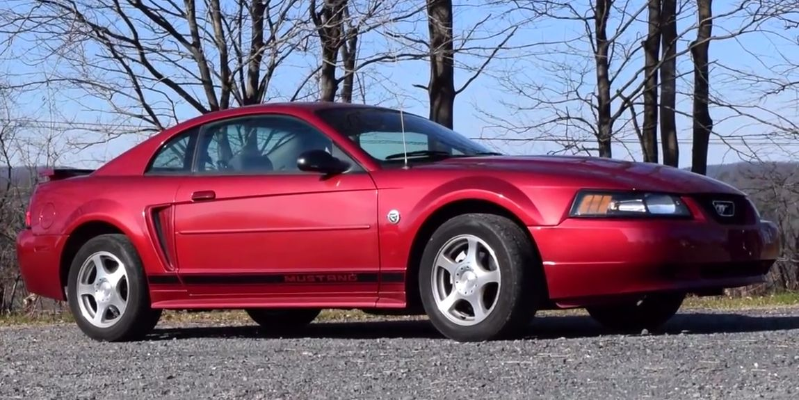 You Don T Need To Apologize For A V6 Mustang