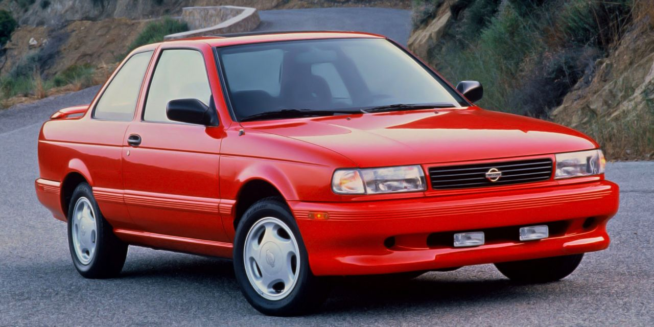 The Original Sentra Se R Is The Forgotten Performance Nissan You Should Buy Now