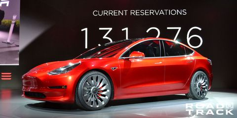 North Carolina Biotech Startup Promises a Tesla Model 3 to Every Employee