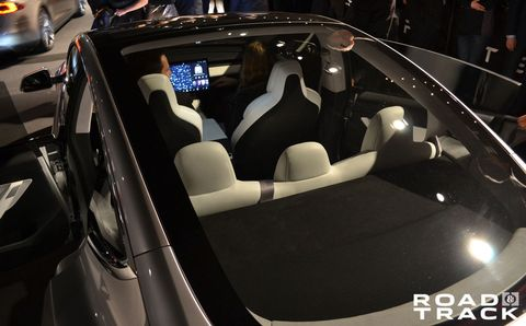 2017 Tesla Model 3 Brief On Road Impressions Of An Awd