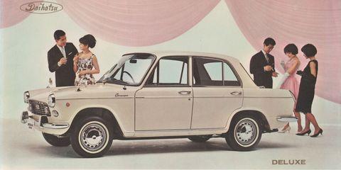 Daihatsu Compagno Berlina