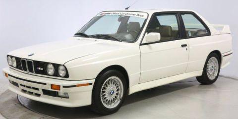 A Dealer Wants $200,000 for a 1991 BMW E30 M3