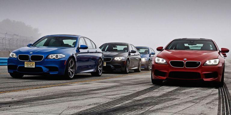 BMWs MDivision Head Says AllWheelDrive M Cars Are Inevitable - All bmws