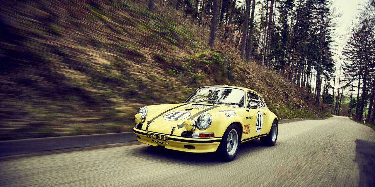 Porsche Classic Restored This Le Mans-Winning 911 2.5 S/T From a Pile of Scrap